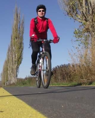 Teljessé vált a Fertő tavat megkerülő kerékpárút-hálózat magyarországi szakasza